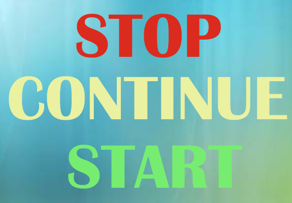 stop-continue-start